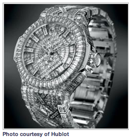 $5 million watch - by Hublot